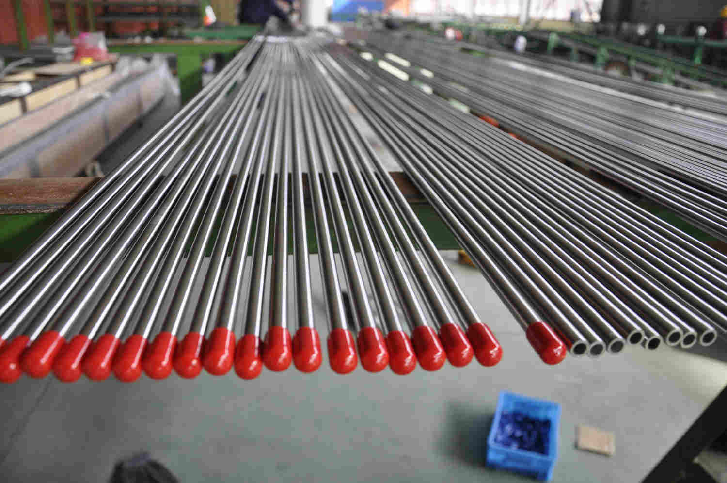 Small Diameter ASTM A269 A213 TP304 TP304L Tp316 Tp316L Hydraulic Line Stainless Steel Tubing Pipe