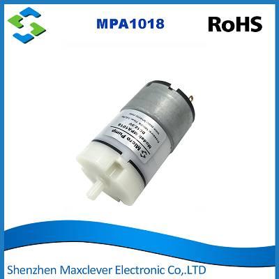 MPA1018 -Membrane Air Pump,  Brush DC Motor