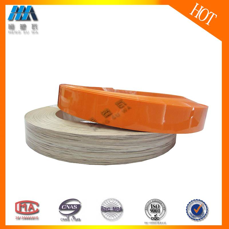 different colors of plastic edge banding for office furniture, China Supplier