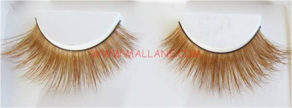 High Quality Real Fox Fur Strip Lashes High Quality Fox Hair Eye Lash