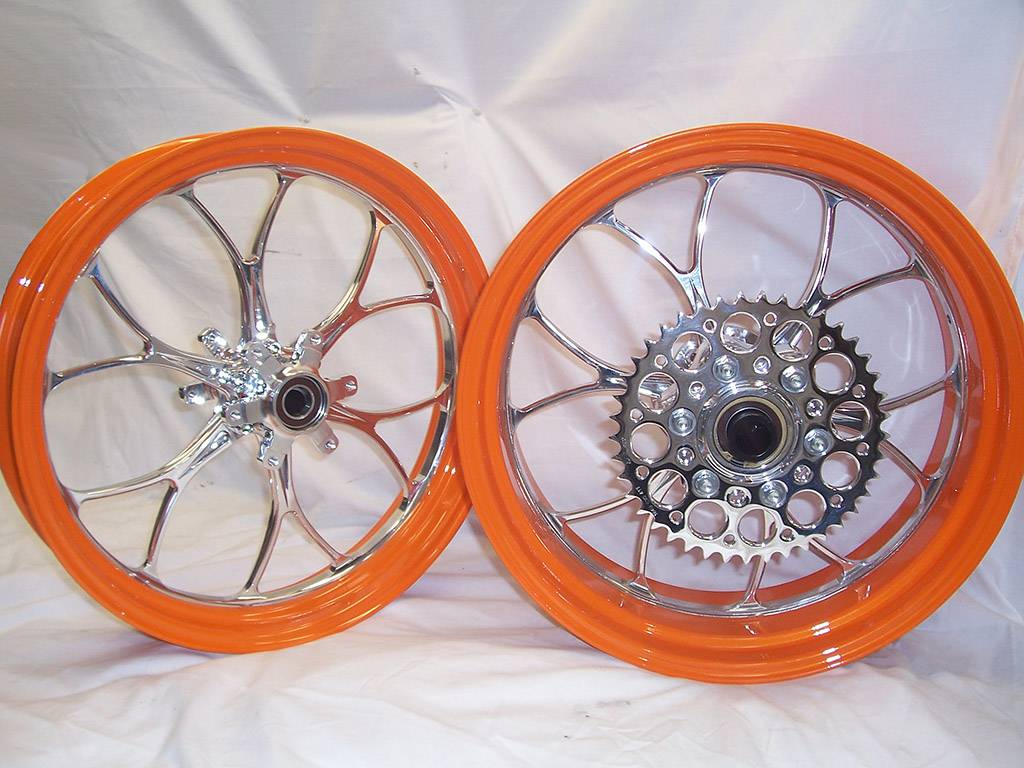 RAL2008 orange wrinkle texture polyester powder coating