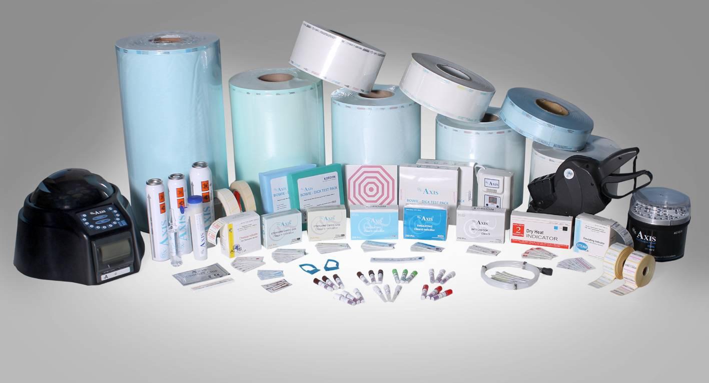 Sterilization Control Products