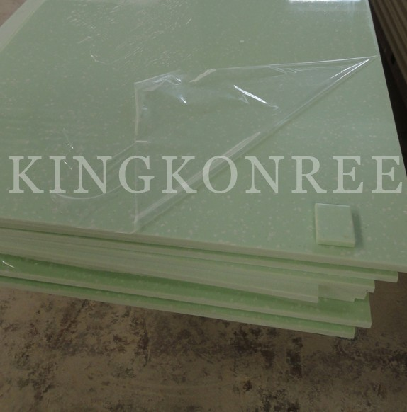 modified acrylic solid surface slabs