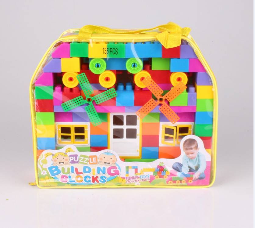 Hot Sale Children building bricks 135pcs