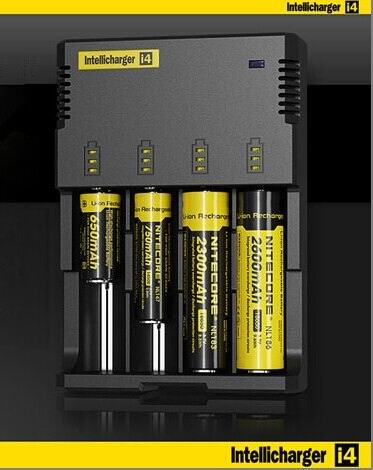 Wholesale Nitecore intellicharger i4.