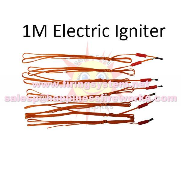 1m ematches, electric igniters, display igniters for fireworks firing system