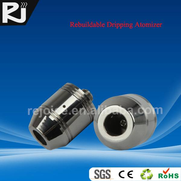 DAW1 Rebuildable dripping Atomizer for ecig, (easy for replacement for wick) 510 thread conector