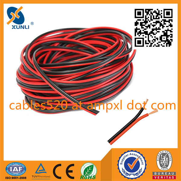 14AWG Red/Black Loud Speaker Cable