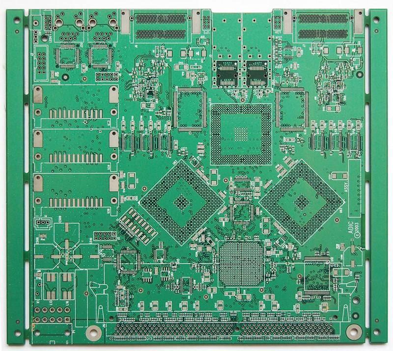 18 layers Rigid PCB