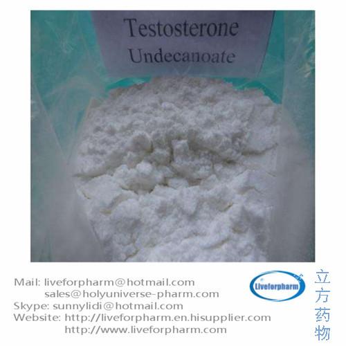 Testosterone Undecanoate Testosterone undecylate Aveed Andriol Androxon Cernos Depot Nebido Pantesto