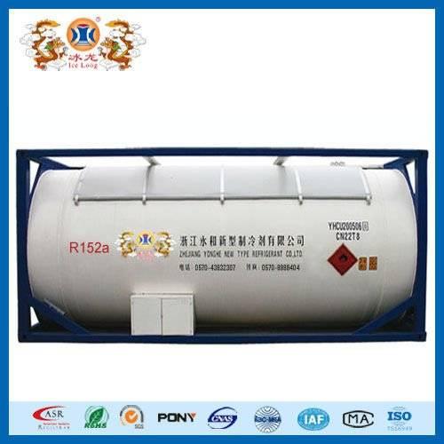 refrigerant gas r152a Difluoroethane