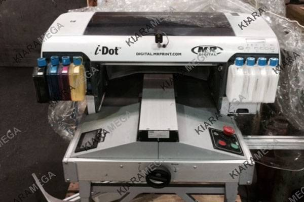 M&R iDot 4100 DTG Printer