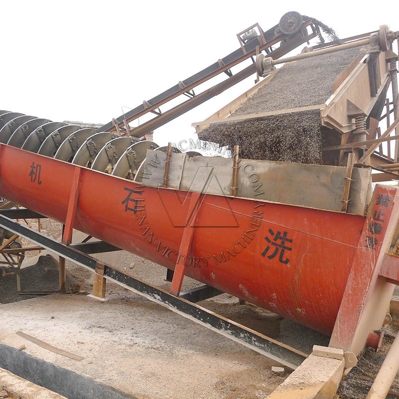 Industrial spiral stone washing machine with low price