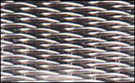 Stainless Steel Wire Cloth, Dutch Twill Weave