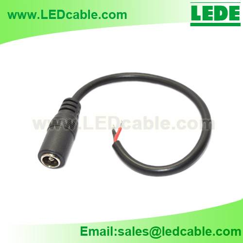 DC Female Power Cable, Power Cord