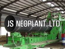 Steel Pipe Plant for  UOE,JCOE ,ERW, SSAW,  Seamless& Welded Pipes,Drilling,Casing ,Tubing and re
