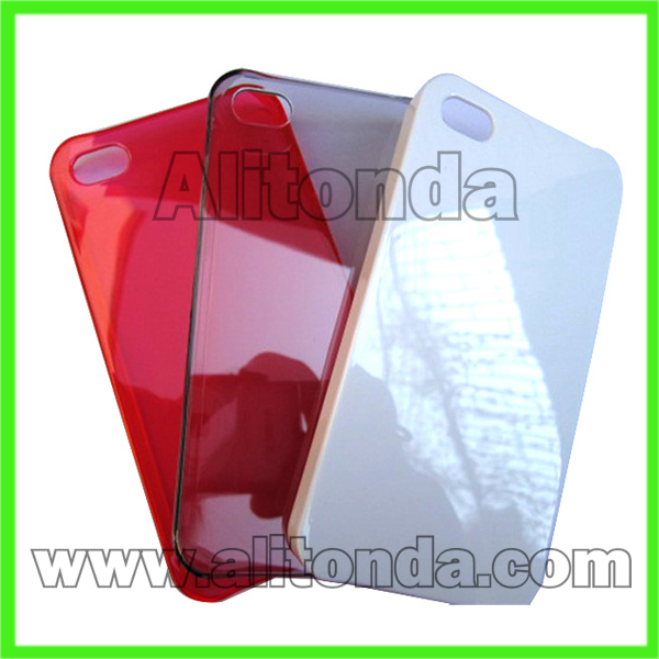 Soft silicone phone case customized logo image can be added