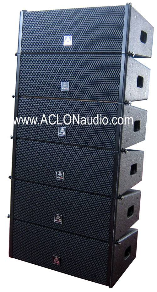 Hot Sale DSP Active Speaker Line Array (VX206)