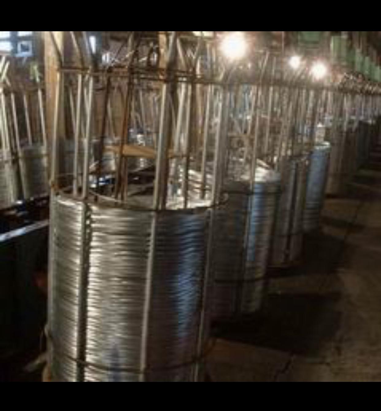 Galfan Steel Wire