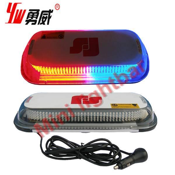 DC12V  led  police mini lightbar