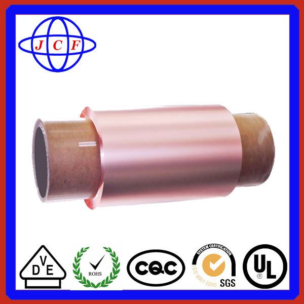 copper foil for shielding material