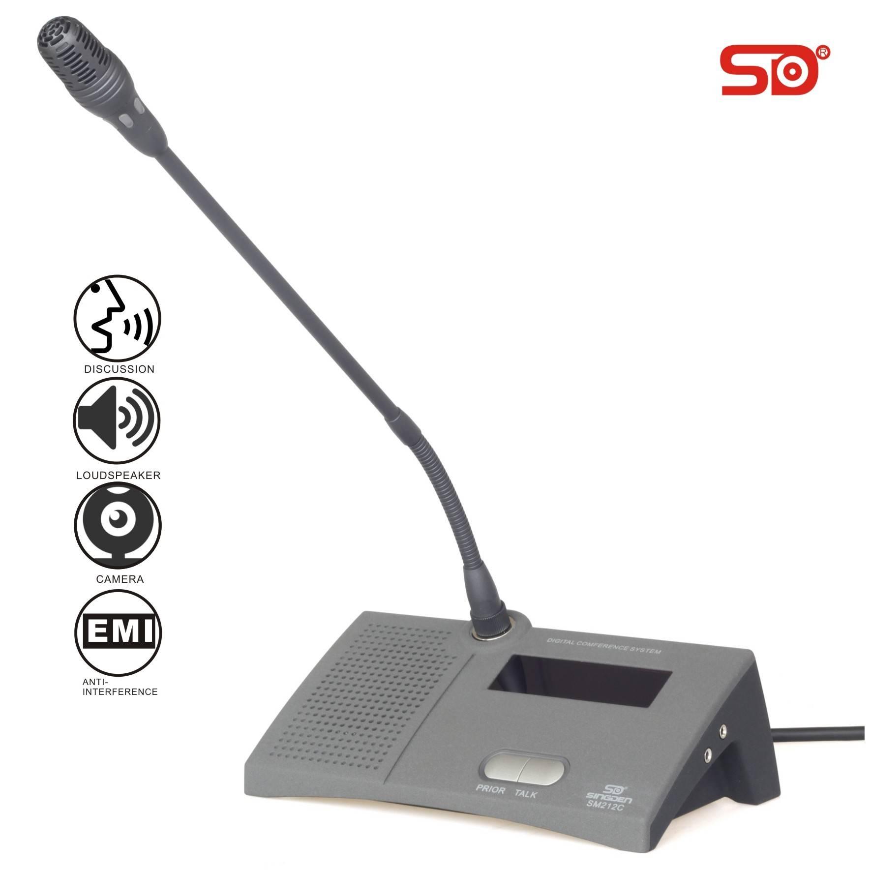SINGDEN conference system SM212