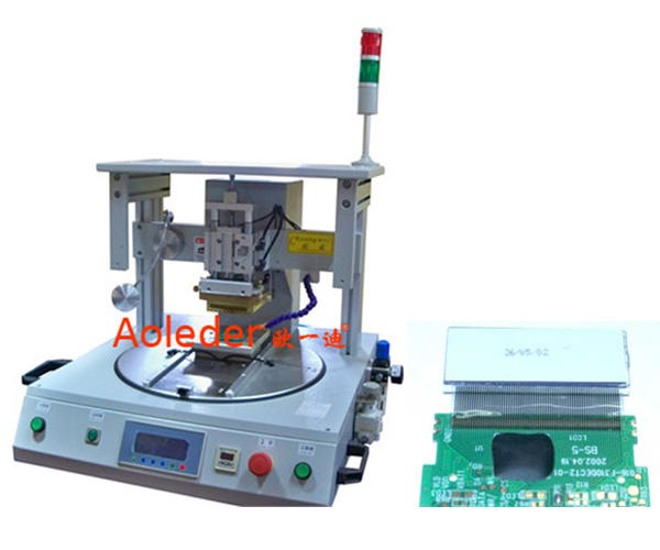 Hotbar Soldering Machine with Heat Pulse for PCB