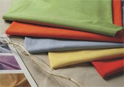 pure linen dyed fabric21SX21S/50*56