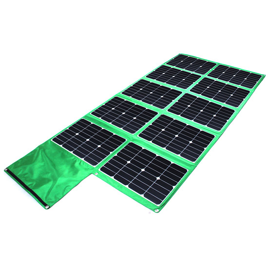 300W Solar Panel Charger Foldable with Controller for Camping