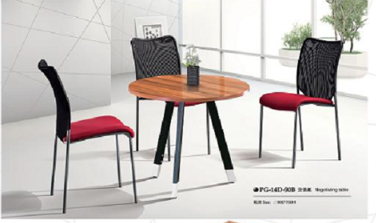 small office talking tables design,hotel conference table(PG-14D-90B)