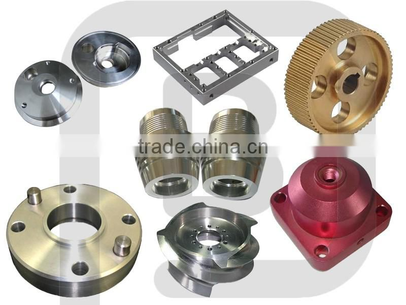 machined service cnc machining milling machine parts service