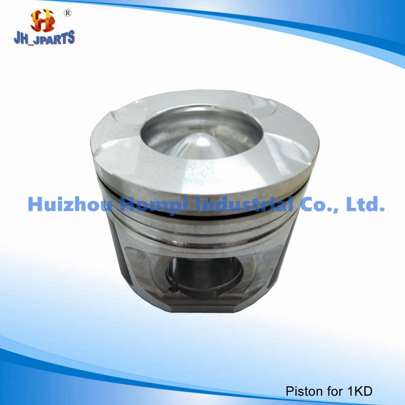 Engine Parts Piston/Piston Ring for Toyota 1kd 2kd Mitsubishi/Isuzu/Nissan/Mazda/Suzuki/Honda