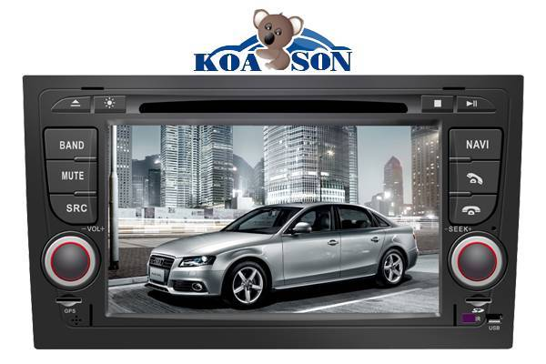 Audi A4 Car DVD GPS Player with 7-Inch Touch Screen/PIP(picture in picture)/DTV(optional)/Radio(RDS)