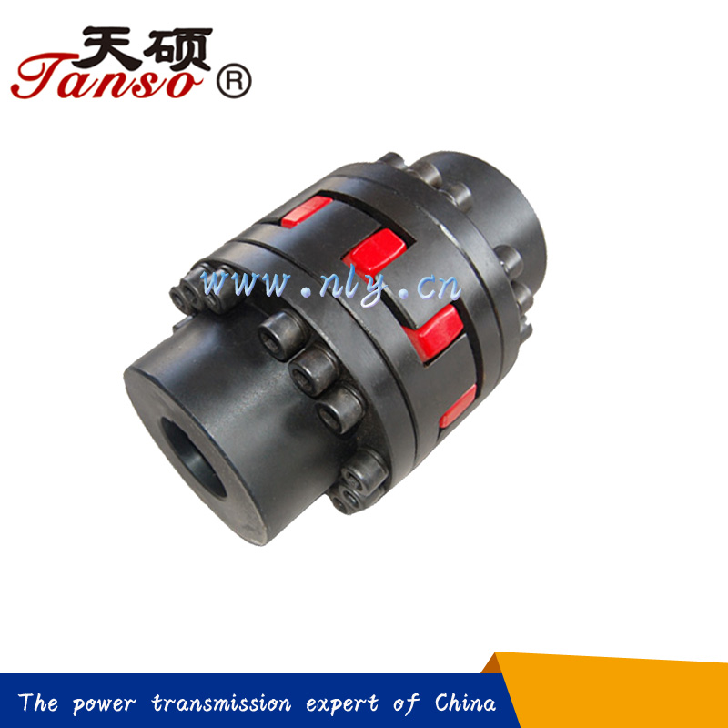 TS-SF flexible jaw type coupling
