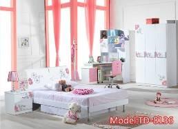 Modern kids bedroom set,Kids study table chair,Teenage Dream,TD-8136