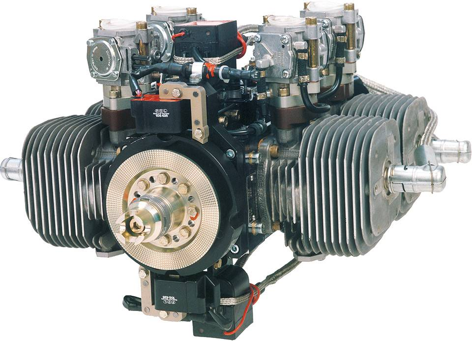 Limbach L550E UAV engine