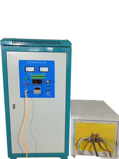 high frequency induction heating and forging heater for bolts & nuts