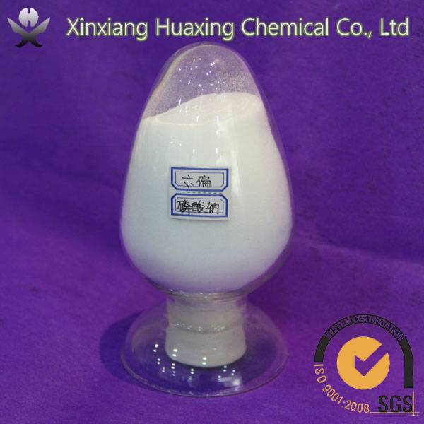 SHMP 68% Hexametafosfato de sodio In Meat Processing