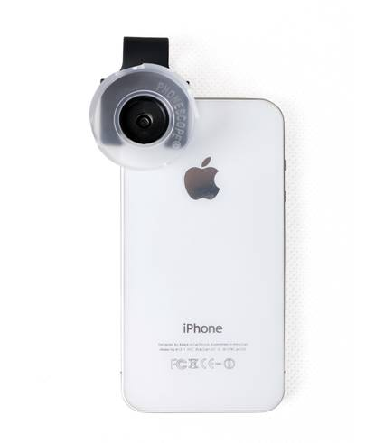 60X Magnification Phone Scope for Iphone,ipad,tablet pc KLN-PS60