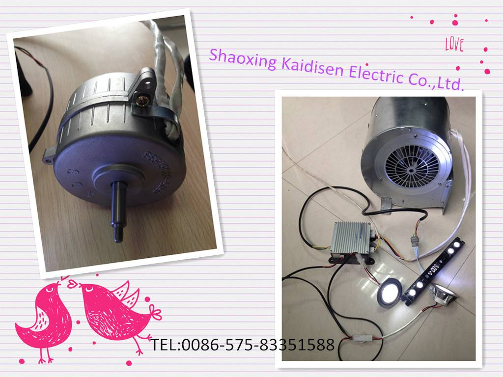 Kitchen Ventilator Brushless DC Motor