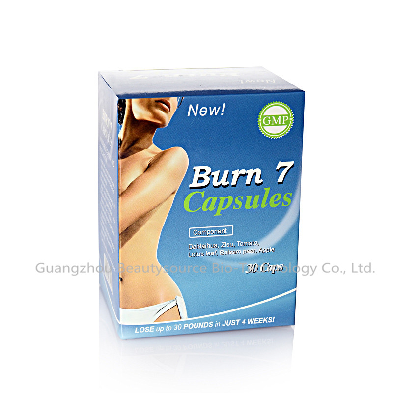 Hot Sale!!!Burn 7 Fast Loss Weight Slimming Pills