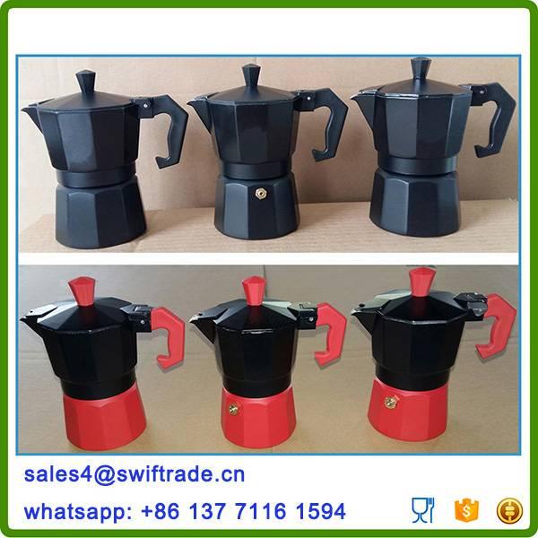 Stovetop Aluminum Espresso Coffee Maker