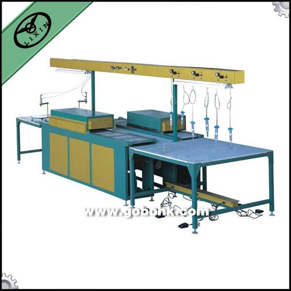 PVC single side product making machine