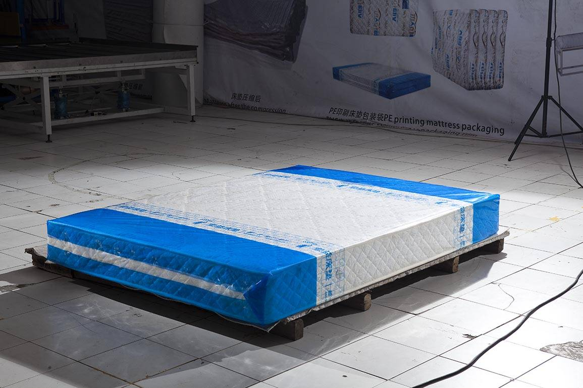 LDPE plastic film for mattress packing