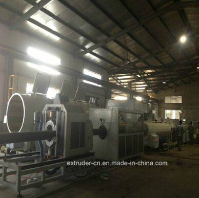 HDPE/PE Pipes Making Machine Plant HDPE Pipes Extruder Extrusion Machine