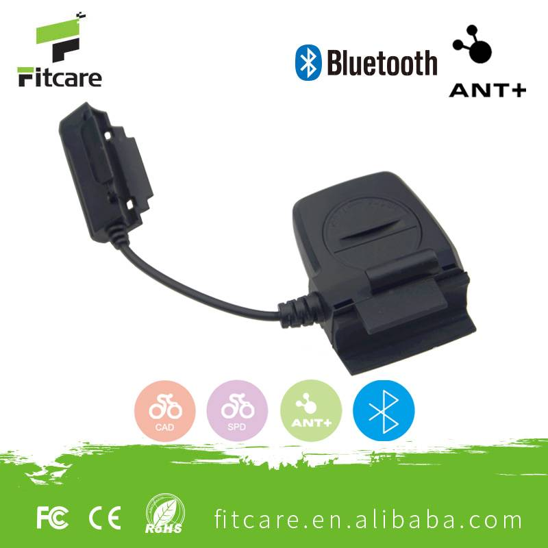 Fitcare BK804 Bluetooth ANT+ cycling sensor bicycle computer OEM/ODM available