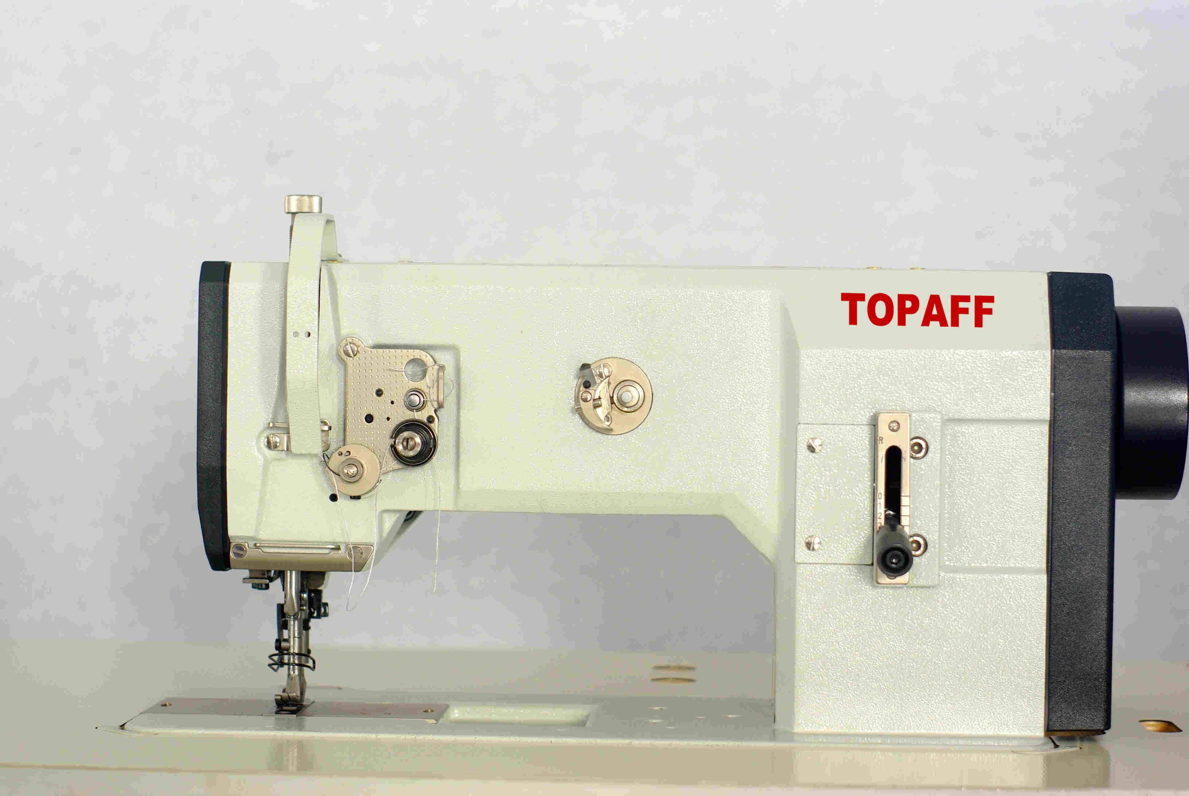 TOPAFF 1245-6/01 CLPMN single needle flat bed lockstitch machine