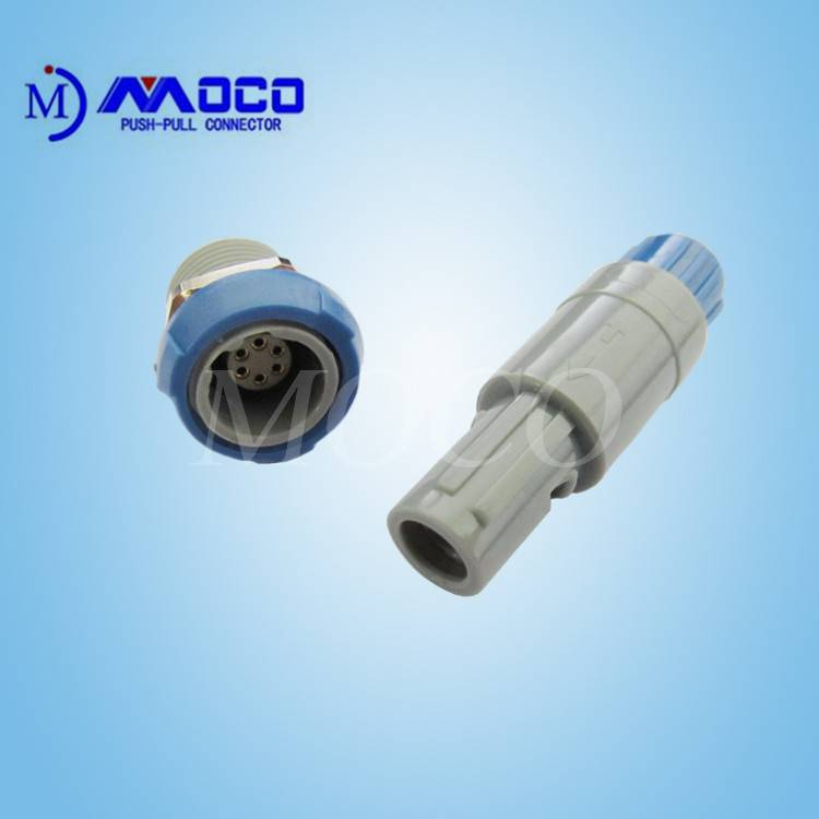 Factory direct sale 6 pin PAG&PKG plastic cable connector