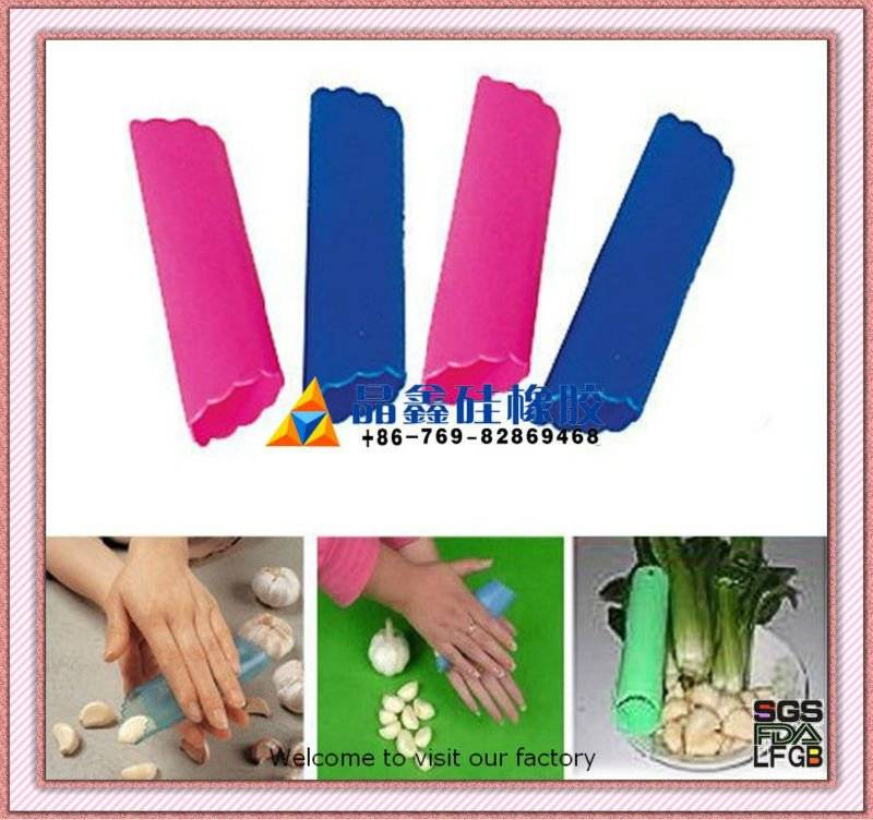 manual kitchen garlic peeler garlic peeling tool