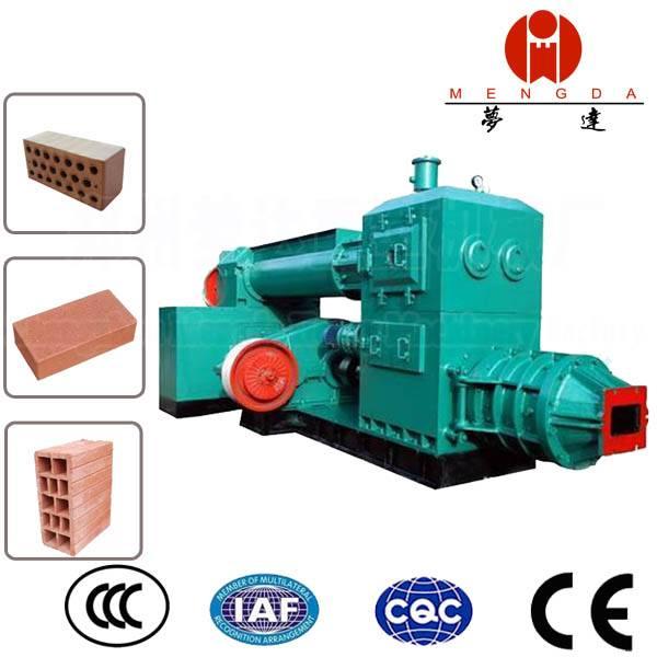 China clay brick production line